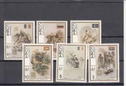 Cuba Nº 2779 Al 2784 - Cuba