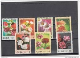 Cuba Nº 2833 Al 2839 - Cuba