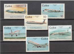 Cuba Nº 2849 Al 2854 - Cuba