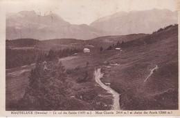 73 /HAUTELUCE / LE COL DES SAISIES / MONT CHARVIN - Autres Communes