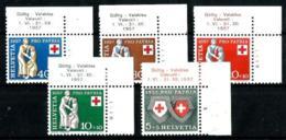 Suiza Nº 590/94 En Nuevo - Suiza