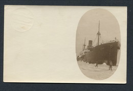 "1930 USED PHOTO PC -- NORDDEUTSCHER LLOYD ""STAR II"" 1927-1932 - Steamers"