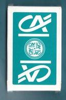 Jeu De 32 Cartes CARTA MUNDI Credit Agricole Neuf, En Boitier - Carte Da Gioco