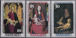 Vanuatu 1980. Christmas. Navidad. SG 304 / 306. MNH. **. - Vanuatu (1980-...)
