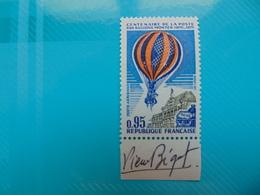 N° P.A. N° 44  Signé De L'artiste. - Curiosities: 1960-69 Mint/hinged