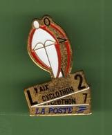 LA POSTE *** L'AIR CYCLOTHON *** 1031 - Mail Services