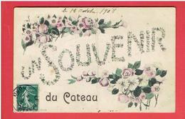 LE CATEAU 1908 SOUVENIR CARTE EN BON ETAT - Le Cateau