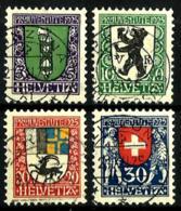 Suiza Nº222/25 En Usado - Suiza