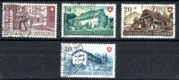 Suiza Nº 477/80 En Usado - Suiza