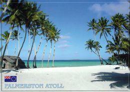 1 AK Palmerston Atoll Zu Den Cook Islands * Palmerston Village * - Cook-Inseln