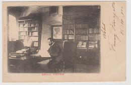 Emilia Pinchia, Politico Giornalista Avvocato Italiano (Torino 1842-1934)  - F.p. -  Anni 1900 - Uomini Politici E Militari