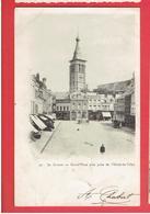 LE CATEAU 1902 GRAND PLACE CARTE EN BON ETAT - Le Cateau