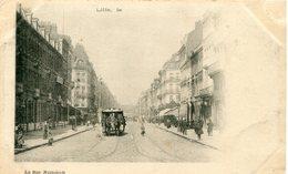 59 - Lille : La Rue Nationale - Lille