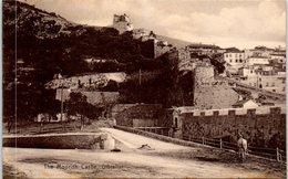 GIBRALTAR -- The Moorist Castle - Gibraltar