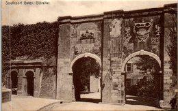 GIBRALTAR -- Southport Gates - Gibilterra