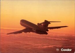 Cp Passagierflugzeug, Condor, Europa Jet, Boeing 727 230 - Avions