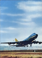 Cp Passagierflugzeug, Condor, Jumbo Jet, Boeing 747 - Avions