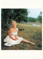 1 AK Mit Marilyn Monroe 1958, Die Karte Wurde 1996 Gedruckt * - Attori
