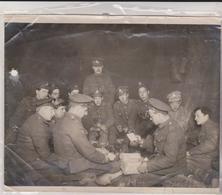 A NOVEL BILLET FOR THE TROOPS   BRITISH WESTERN FRONT IN FRANCE     +-20*15CM - War, Military