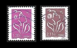 FRANCE  2006 - YT  3971 Et 3972 - Oblitérés - Used Stamps