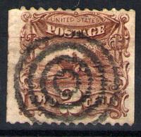 Estados Unidos Nº 30. Año 1869 - Usados
