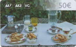 Gift Card Italy Unes Breakfast - Gift Cards