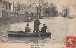 La Crue De La Seine - Argenteuil