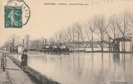 L'Ecluse - Crue De L'Oise 1910 - Pontoise