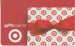 Gift Card U.S.A. Target 2002 Bow $5 - Gift Cards