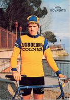 GOVAERTS Willy BEL (Retie (Antwerpen), 10-11-'51) 1975 IJsboerke - Colner - Cycling