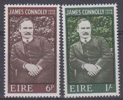 Ireland 1968 James Connolly 2v ** Mnh (43571) - Ongebruikt