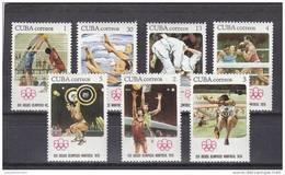 Cuba Nº 1930 Al 1936 - Nuevos