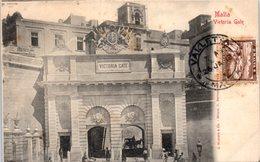 MALTA - Victoria Gate - Malta