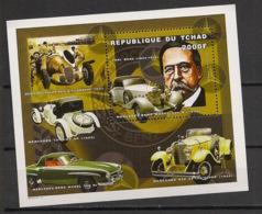Tchad - 1999 - Bloc Feuillet N°Yv. 87G - Mercedes-Benz - Neuf Luxe ** / MNH / Postfrisch - Cars