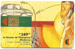 @+ Cameroun - 3RP - CAMTEL - MOBILES - 3000F - Gem1B - Ref: CAM-C-01 - Cameroun