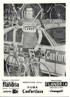 VAN DE VYVER Arthur BEL (Breendonk (Antwerpen), 29-2-'48) 1975 Flandria - Carpenter - Radsport