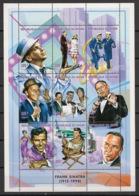 Niger - 1998 - N°Yv. 1203 à 1211 - Frank Sinatra - Neuf Luxe ** / MNH - Niger (1960-...)