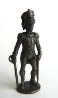 FIGURINE KINDER  METAL SOLDAT NAPOLEONIEN OFFICIER 2 -   NAPOLEONISCHE Bruni - Figurines En Métal