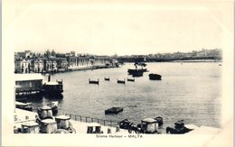 MALTA -- Sliema Harbourg - Malta