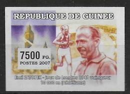 GUINEE  N° 2886 * * NON DENTELE Jo 1948 Marathon Course Emil Zatopek - Atletiek