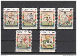 Cuba Nº 2658 Al 2663 - Cuba