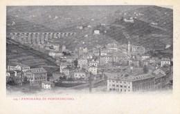 PONTEDECIMO-GENOVA-CARTOLINA NON VIAGGIATA -ANNO 1910-1920 - Genova