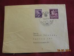 Lettre De 1943 à Destination De Berlin - Bohême & Moravie