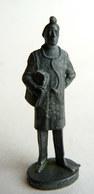 Rare FIGURINE KINDER  METAL LES METIERS 3 70's - MEDECIN DOCTEUR Arzt (2) - Metal Figurines