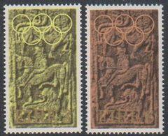 Ireland 1972 Irish Olympic Comitee 2v ** Mnh (43571F) - Ongebruikt