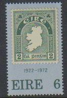 Ireland 1972 50Y Irish Stamps 1v ** Mnh (43571G) - Ongebruikt