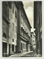 CORTONA - PALAZZO FERRETTI, COSTRUZIONE DI MARCO TUSCHER DI NORIMBERGA VIAGGIATA FG - Arezzo