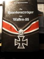 Die Ritterkreuzträger Der Waffen -  SS - Allemand
