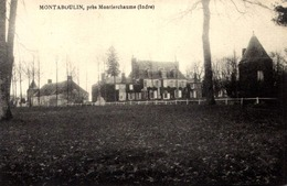 [36] Indre    Montaboulin - Près Montierchaume - Other Municipalities