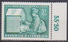 Österreich 1965 Nr.1200  ** Postfr. Tag Der Briefmarke ( 8737) Günstige Versandkosten - 1961-70 Ungebraucht